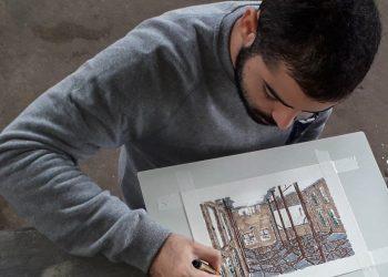 """Museu Campos (RJ) recebe exposição """"Urban Sketchers"""""""