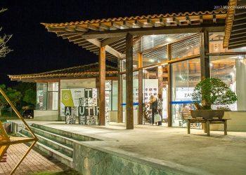 Espaço Cultural Zanine, em Búzios-RJ