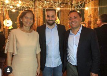 Caio Vianna e Rodrigo Neves