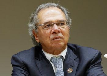 Ministro da Economia - Paulo Guedes