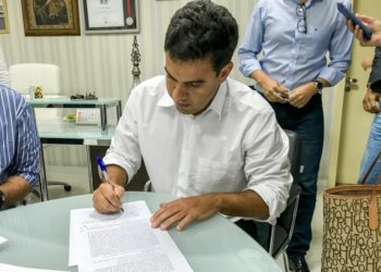 Prefeito de Campos-RJ Rafael Diniz