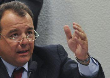 Ex-governador Sérgio Cabral Filho