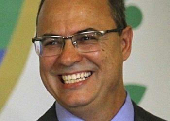 Governador do RJ Wilson Witzel