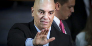 Ministro Alexandre de Moraes