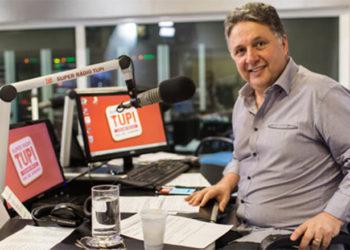 Garotinho na rádio Tupi