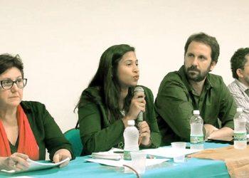 Candidata do PSOL à Prefeitura de Campos-RJ