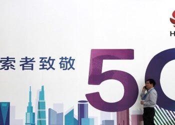 governo de Angela Merkel limitou a participação da gigante tecnológica chinesa Huawei na implantação da rede 5G na Alemanha (foto: divulgação)