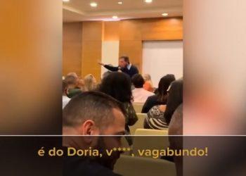 Crivella xinga Doria