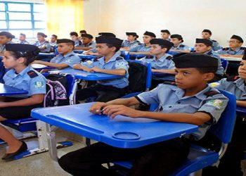 MEC quer implantar escolas cívico militares