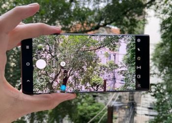 Melhores câmeras de celulares