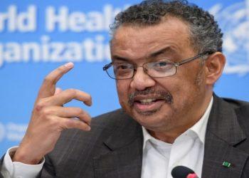 Diretor Geral da OMS diz que novas pandemias surgirão