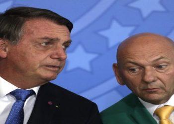 Bolsonaro e Luciano Hang