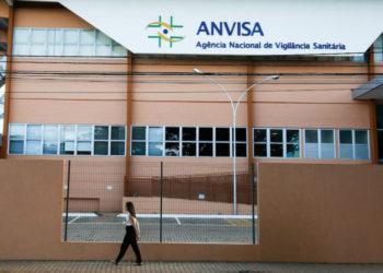 ANVISA -Agência Nacional de Vigilância Sanitária, em Brasília. BrasíliaSérgio Lima/Poder360 29.12.2020