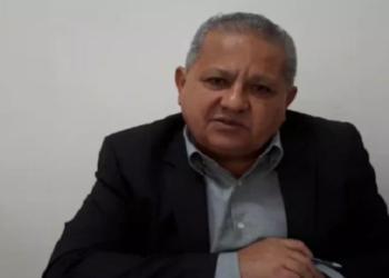 Juiz Noé Pacheco estava preso quando filho, Lucas Pacheco, foi detido (Foto: Reprodução/ TV Globo)