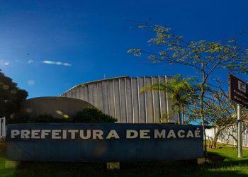 Sede da Prefeitura de Macaé