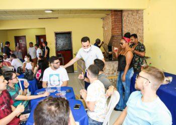 PDT de Campos-RJ: Filho do ex-vereador Renato Barbosa no comando da juventude